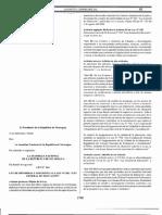 00767 y 00861 Ley de Reforma y Adiciones a La Ley No. 582, Ley General de Educación