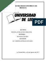 Analisis Macroeconomico de Mexico