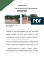 Estudio de Caso - Barrio Boqueron - Lic. Cristian Lujan