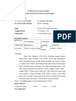 1. Portofolio Kasus Interna TB Paru