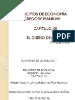 Principios de Economía Gregory Mankiw Duvier Alexis Acosta Muños