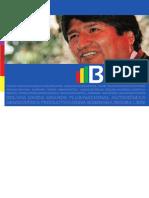 Programa de Gobierno Del MAS 2010 2015