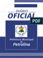 DOE Pe Petrolina Ed.1764 Ano.7