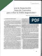 Lecturas Doble Imposición Internacional - Parte 1