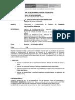 Informe 005 Carlos Molero