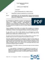 PCSJC17-36 Disposiciones Legales Provision Empleos de Carrera Por Vacancia Def o Transitoria