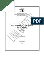 Configuracion de Programa Laplink en Dos Serie