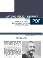 Arturo Pérez - Reverte