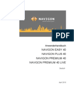Navigon Manual