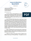 NPL Comment submitted by the Alabama Congressional Delegation