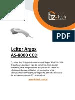 Manual Programacao Argox as 8000