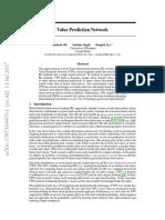 Value Prediction Network