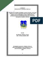Mafiadoc.com Laporan Penelitian Tindakan Kelas Penerapan Model 59c9a8001723dde7806f663b
