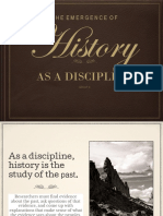 IDEASOC Timeline of History