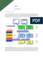 Practical 4 OpenVAS