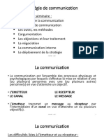 Slides La Communication