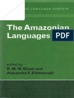 12. Small Language Families and Isolates in Peru
