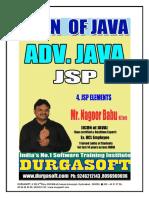4.Jsp Elements