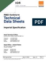 Megashor Technical Manual Imperial Rev B 9 2016
