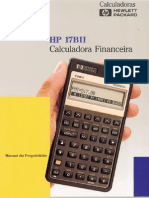 Manual Hp 17bii