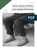 Revista Haucaypata. Nro. 6. 2013