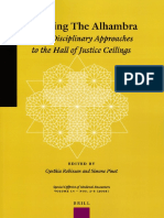Cynthia Robinson, Simone Pinet-Courting the Alhambra_ Cross-Disciplinary Approaches to the Hall of Justice Ceilings-Brill (2008)