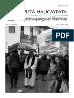 Revista Haucaypata. Nro. 10. 2015