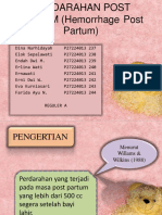 Presentasi Perdarahan postpartum