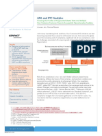 Aml and Kyc Analytics the Risk of Non Compliance and the Cost of Compliance