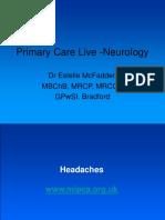 Basic Overview of Neurology