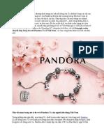 Bảng Giá Order Chuyển Ship Hàng Từ Web Pandora Úc Về Việt Nam