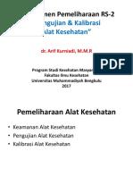 MRS-2 (Pengujian & Kalibrasi Alat Kesehatan)