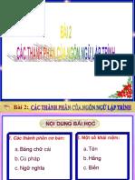 Bai 2 Cac Thanh Phan Cua Nnlt