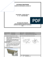 Laporan Praktikum SKB IV-1