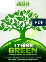 I Think Green
