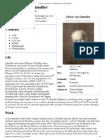 Gustav Von Schmoller - Wikipedia, The Free Encyclopedia
