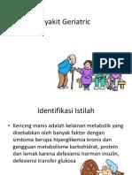 Penyakit geriatrik
