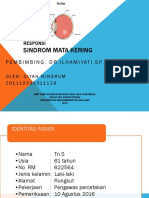 Ppt Dry Eye Syndrome
