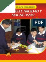 Kit de Electricidad y Magnetismo MINEDU