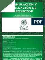 1.- Introduccion Proyectos - 2017