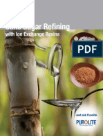 Sugar Refining With Ion Excanger