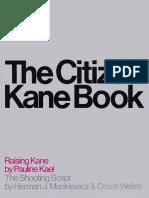 The Citizen Kane Book - Pauline Kael