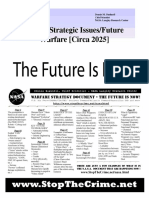 Nasa the Future of War