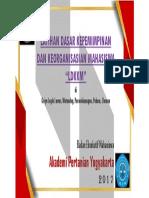 Latihan Dasar Kepemimpinan Dan Keorganisasian Mahasiswa