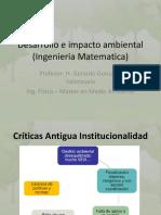 Desarrollo e Impacto Ambiental