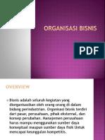 11. Organisasi Bisnis ###