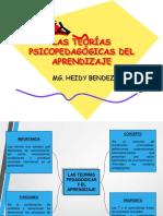Teorías Pedagogicas Ok 1