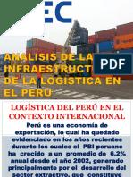 INFRAESTRUCTURA de La Logistica en El Peru