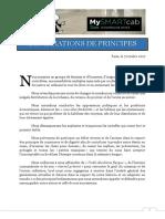 Déclaration de Principes MySMARTcab 07102017