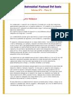 INFO N° 6- FISICA 2 (19-07-12) CARGA Y DESCARGA 26 de julio del 2012